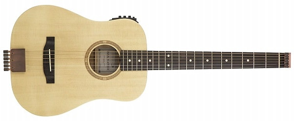 Traveler Guitar AG-105EQ Acoustic Electric (with Gig Bag)
