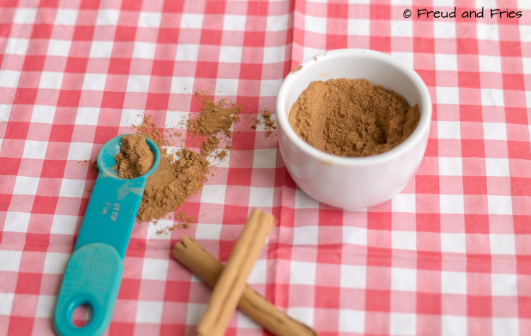 DIY- Speculaaskruiden | Freud and Fries