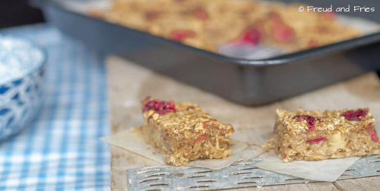 Appel-cranberry oatcakes | Freud and Fries