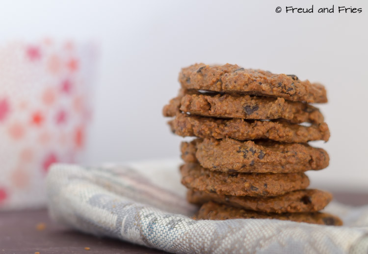 Beste gezonde chocolate chip cookies | Freud and Fries