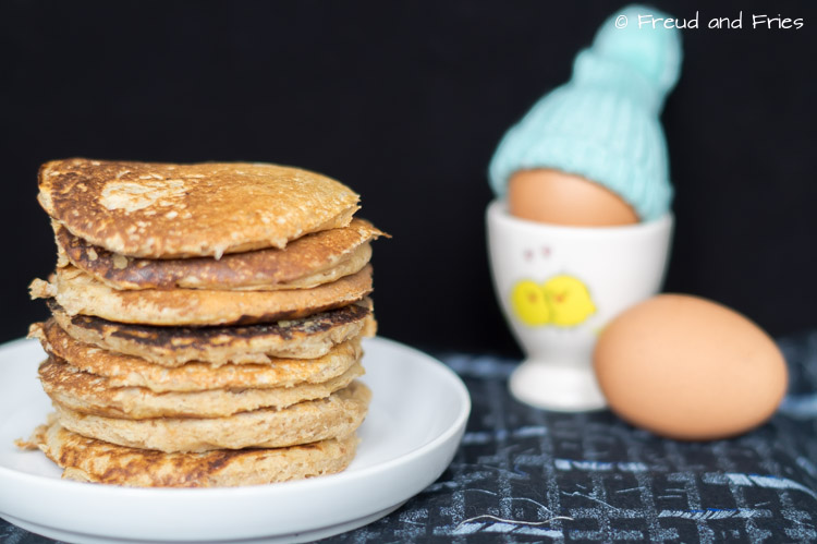 Gezonde silver dollar pancakes | Freud and Fries