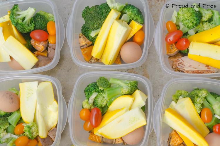 Monday Meal Prep- maak het je makkelijk | Freud and Fries