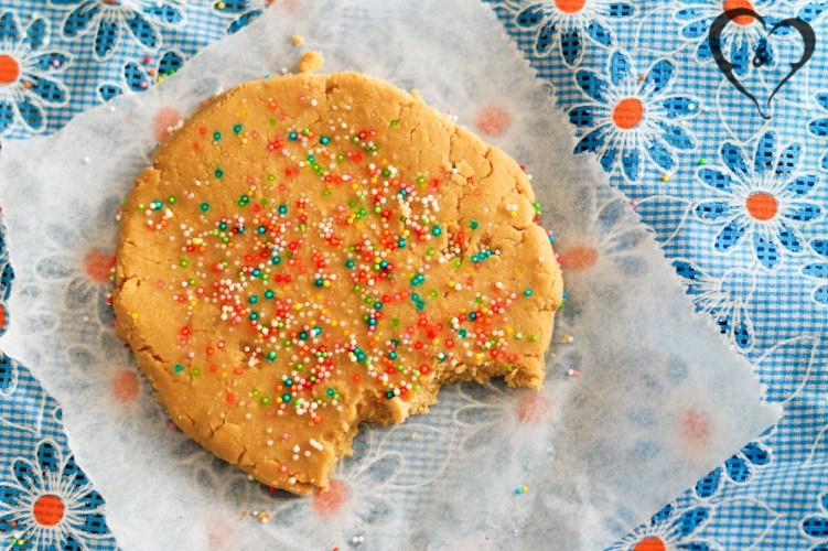 Birthday cookie voor één | Freud and Fries