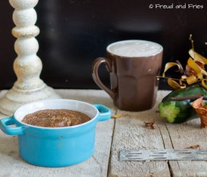 Chocolade baked oats | Freud and Fries