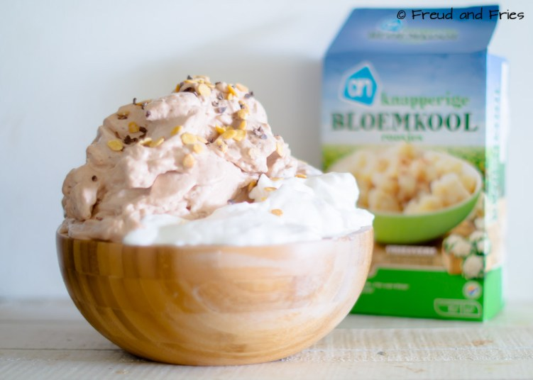 Duo Penotti Protein Fluff met bloemkool | Freud and Fries