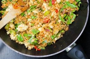 Homemade nasi | Freud and Fries