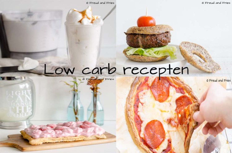 Low carb recepten | Freud and Fries