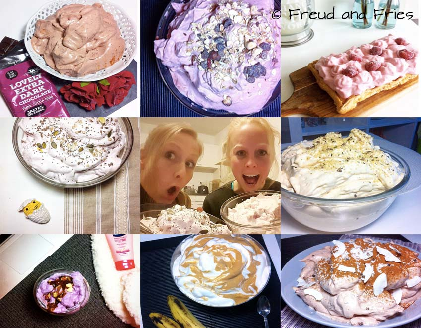 Protein fluff 101 | Freud and Fries