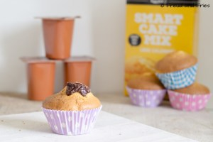 Smart cake muffins met pudding | Freud and Fries