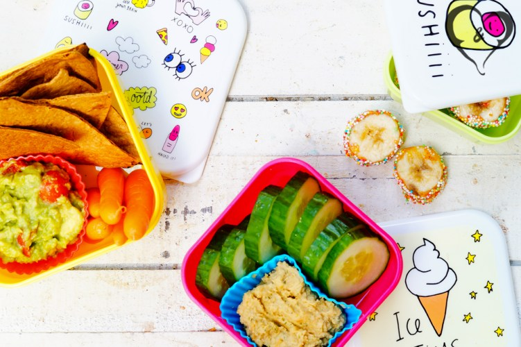 Snack ♡ Hartige en zoete lunchboxjes | Freud and Fries