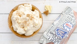 White Chocolate Speculoos Johnny Fluff | Freud and Fries