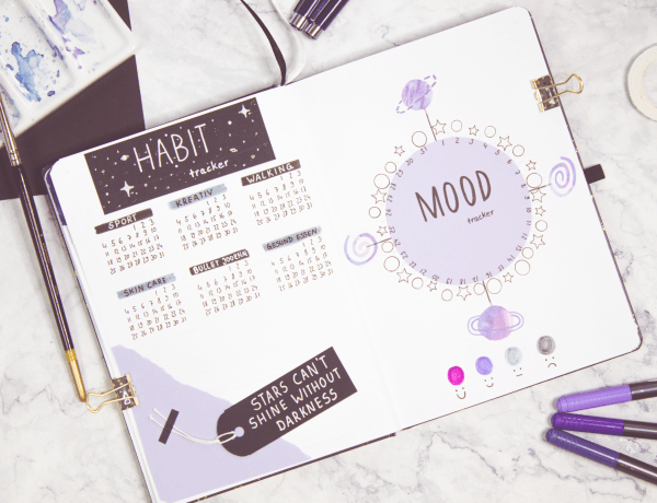 Habit Tracker Mood Tracker
