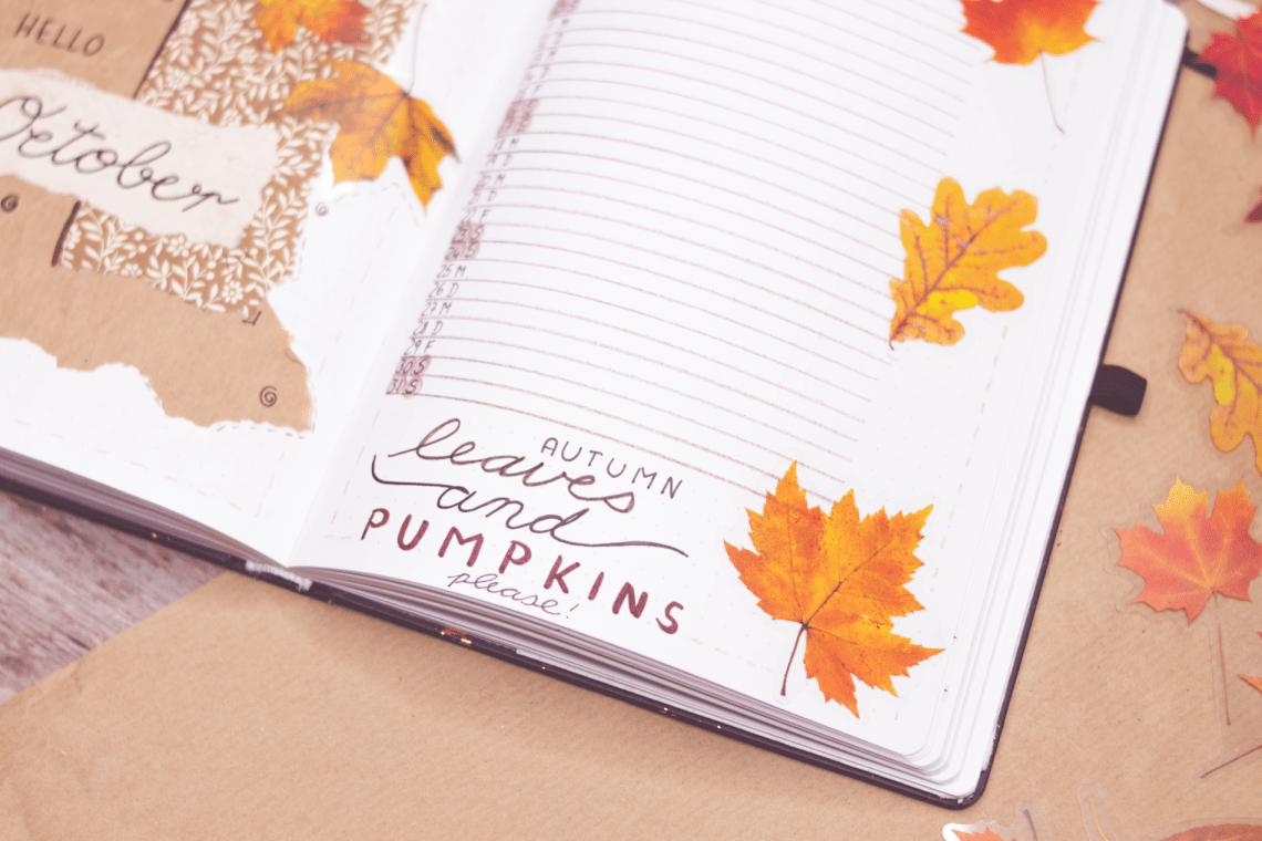 Bujo Herbst
