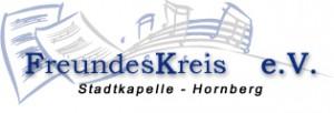 Logo Freundeskreis Stadtkapelle Hornberg e.V.