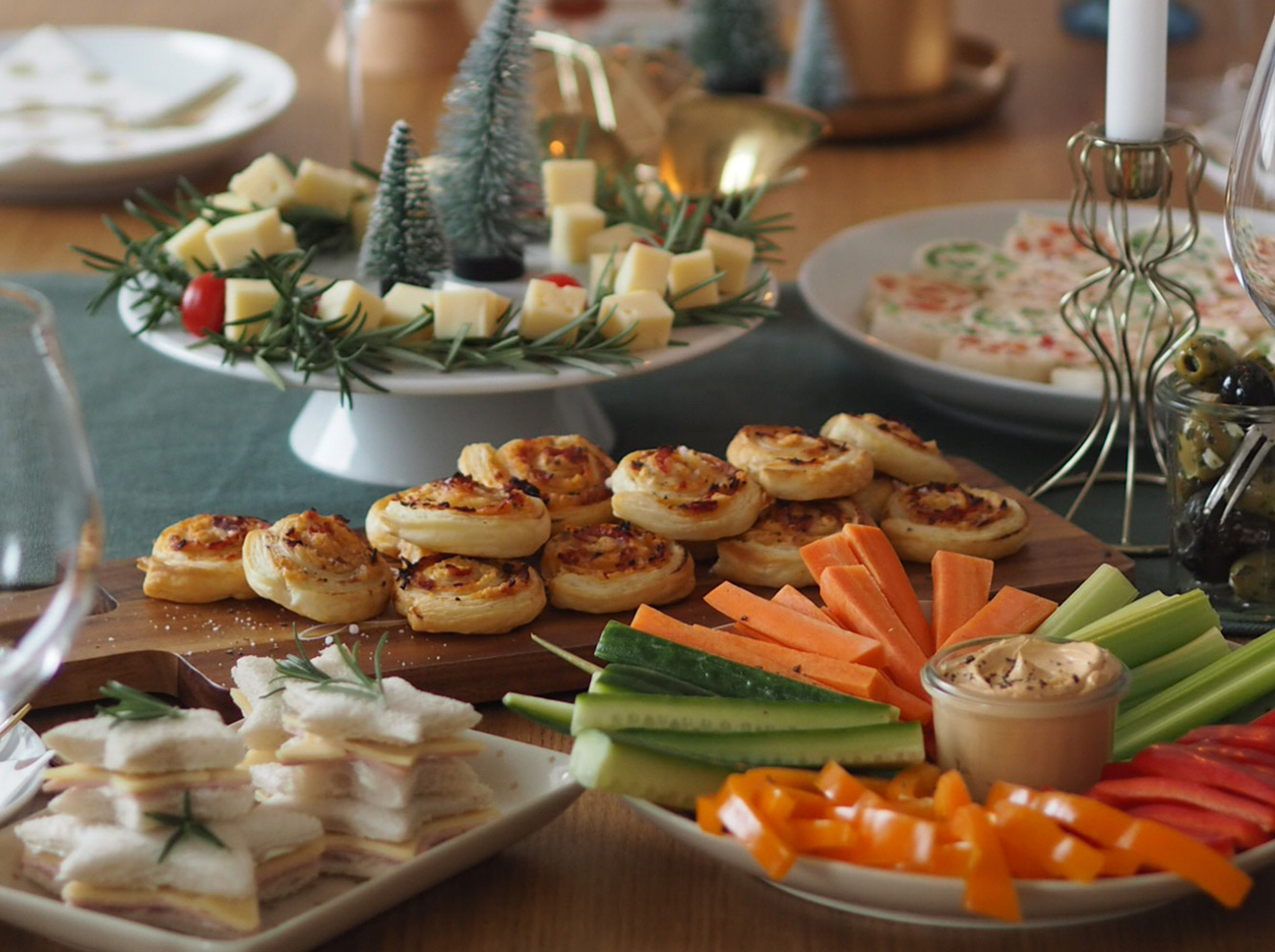 Party Essen Ideen Last-minute-fingerfood-ideen Für Ihre Christmas-party | Freundin.de