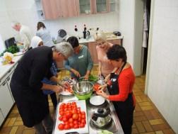 Internationales Kochen