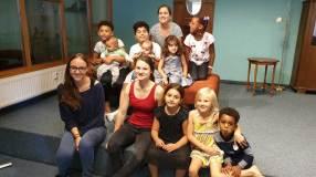 Der Theaterworkshop für Kinder in den Sommerferien im Lui20.