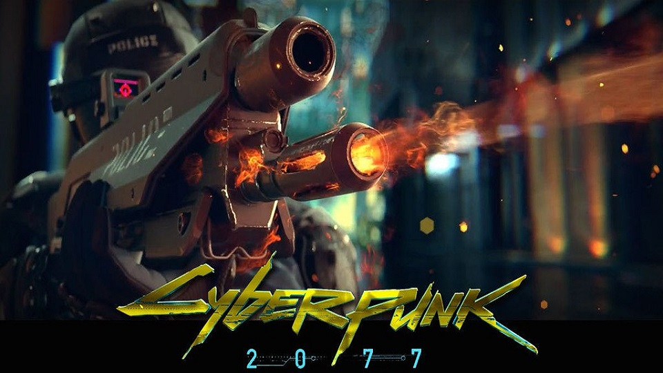 Cyberpunk 2077 Upcoming video game of 2020