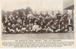 Wallabies 1908