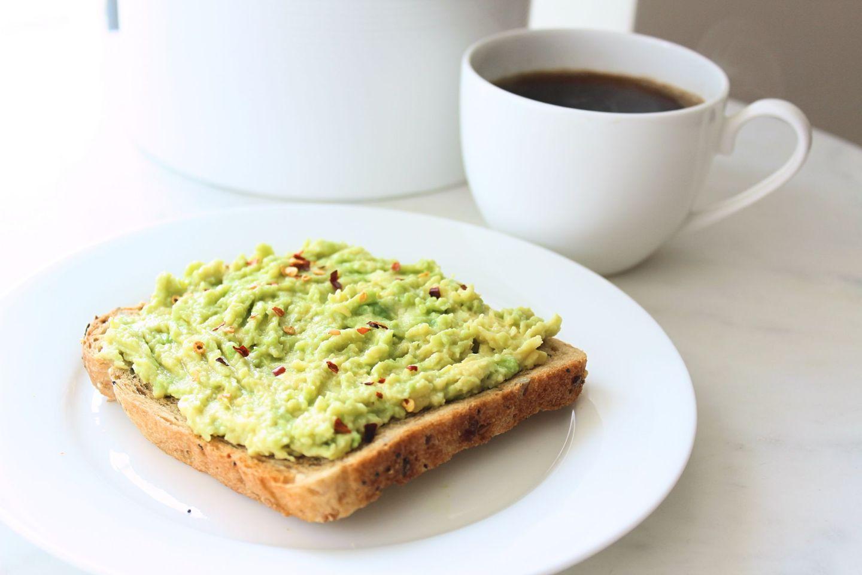 How to Make Smashed Avocado on Toast | FOOD | FREYA WILCOX
