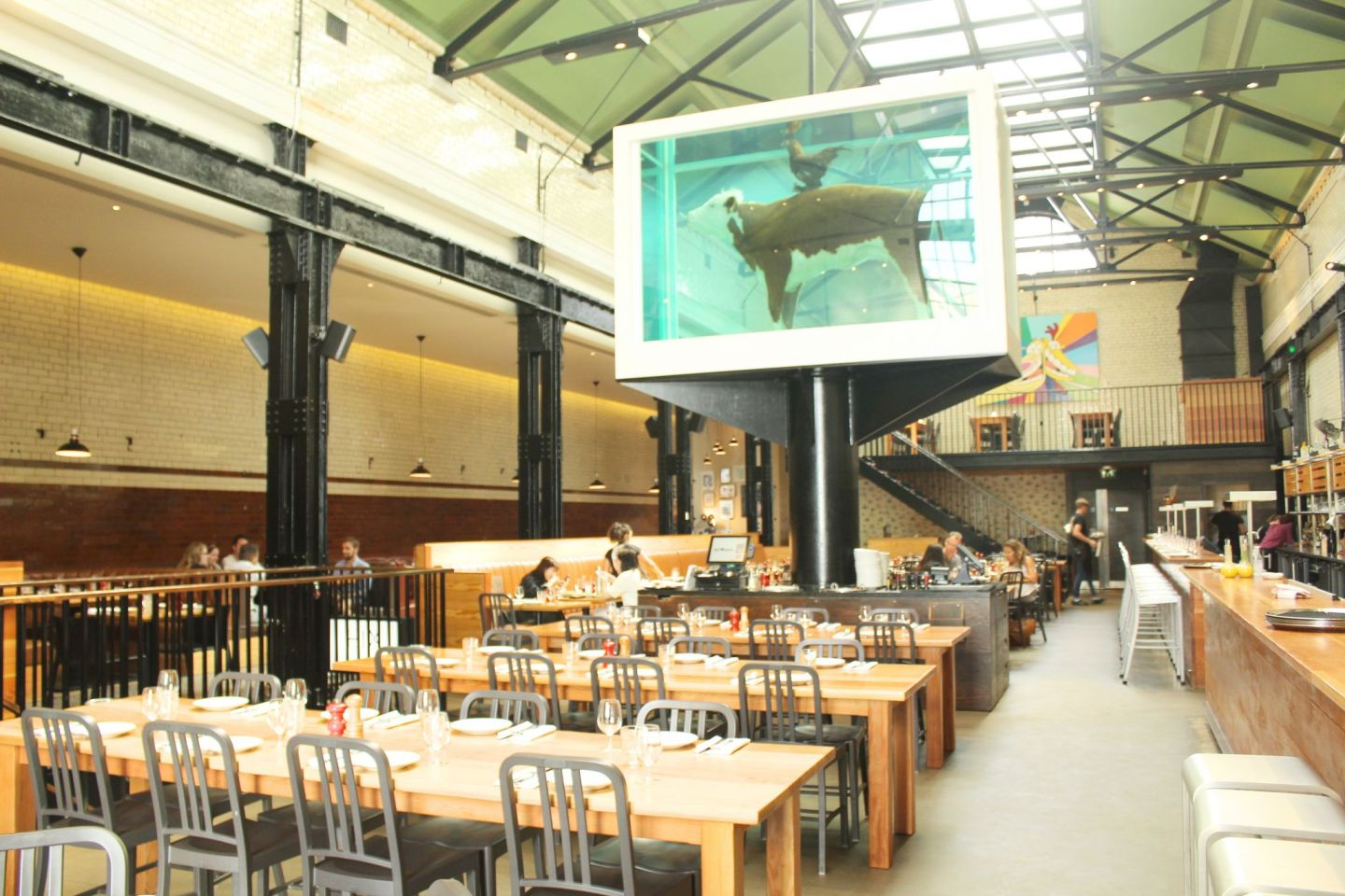 Review: Dinner at Tramshed, Shoreditch | LONDON | FREYA WILCOX