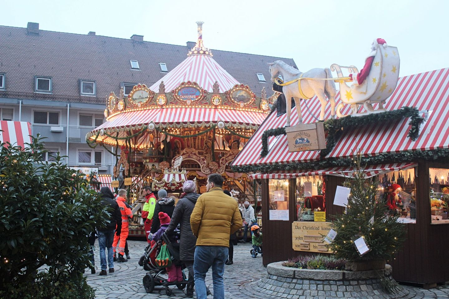 Visiting Nuremberg at Christmas Time | TRAVEL | FREYA WILCOX