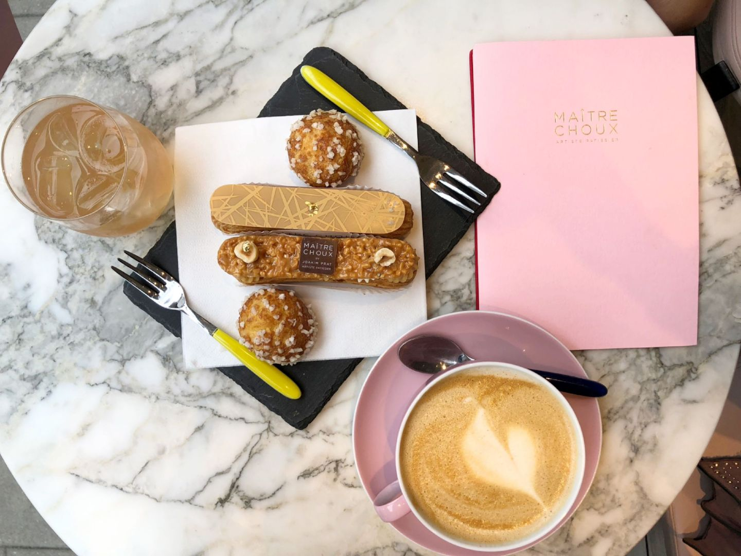 Review: Stunning Eclairs at Maitre Choux | FOOD | FREYA WILCOX