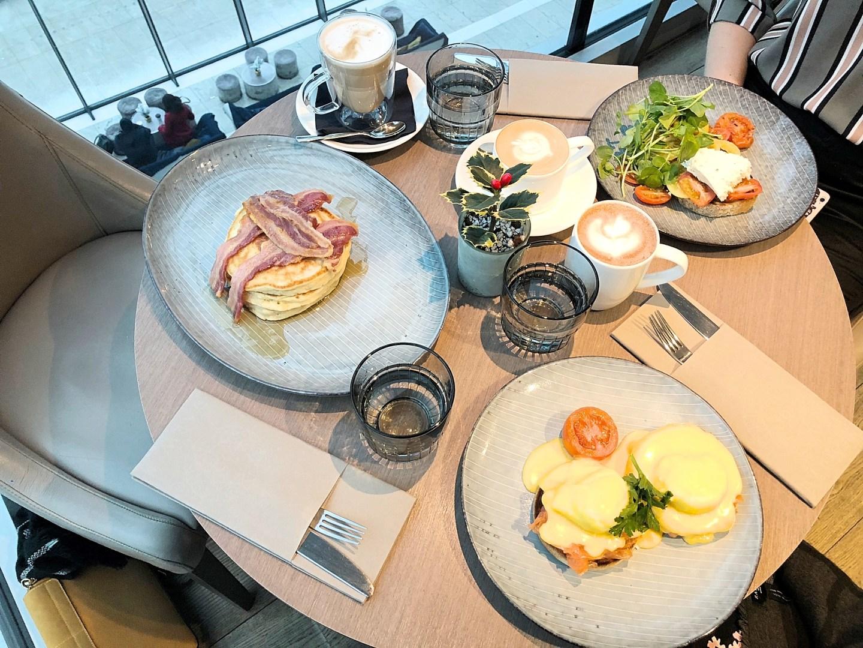 Review: Breakfast at Darwin Brasserie, SkyGarden | FOOD | FREYA WILCOX