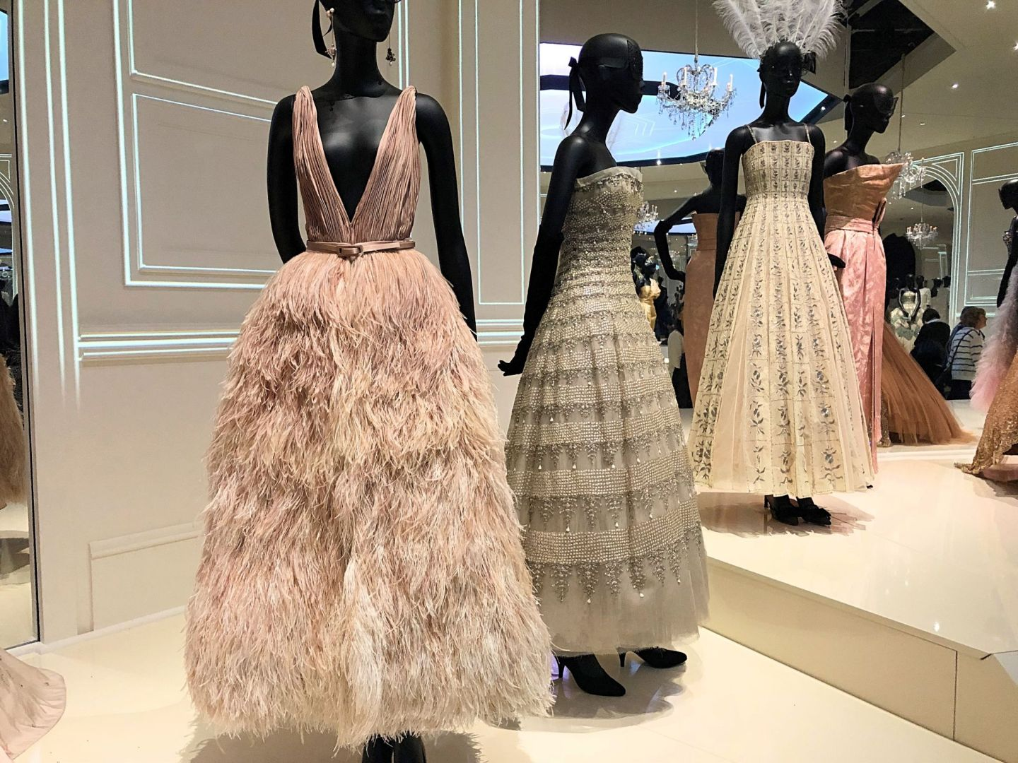 Christian Dior: Designer of Dreams at the V&A | LONDON | FREYA WILCOX