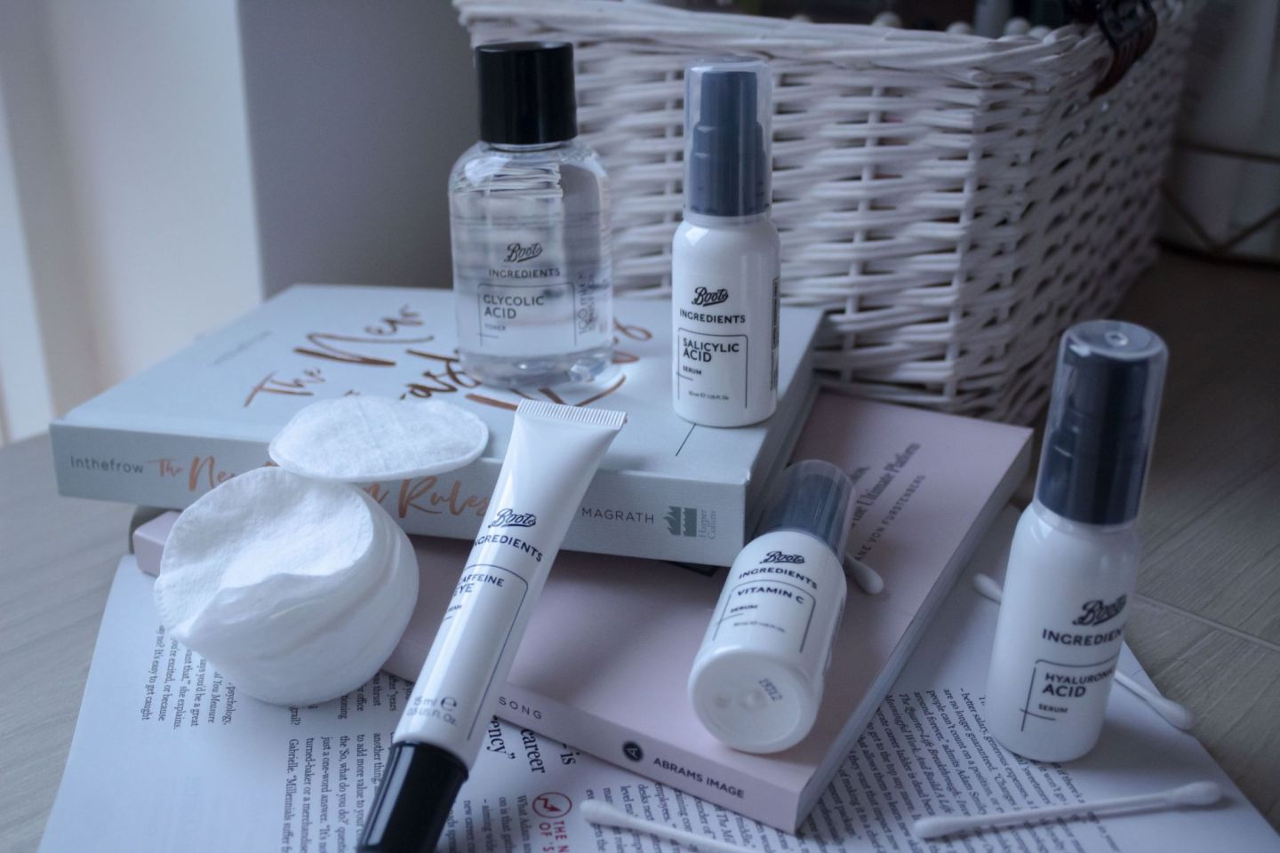 Review: Testing the New Boots Ingredients Range | BEAUTY | FREYA WILCOX