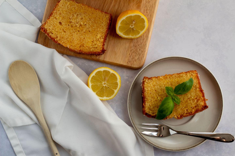 Recipe: Lemon Drizzle Cake | FOOD | FREYA WILCOX