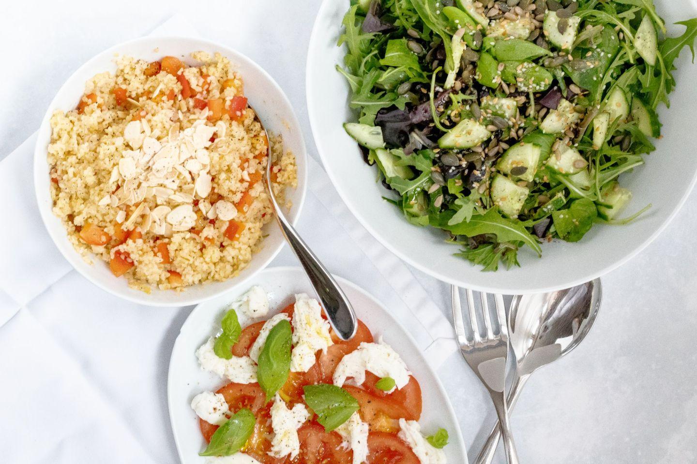 Recipe: Three Summer BBQ Salads   FOOD   FREYA WILCOX