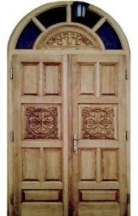 двері храм