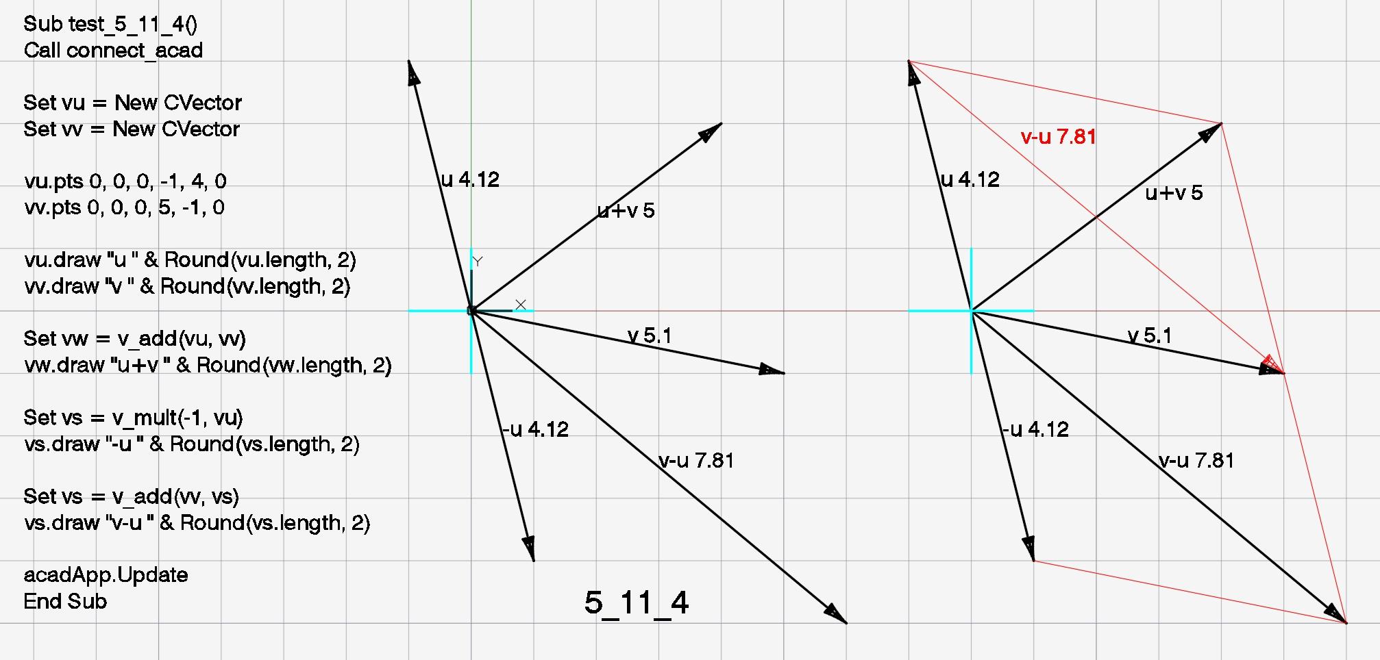 Vector Class Tweaks