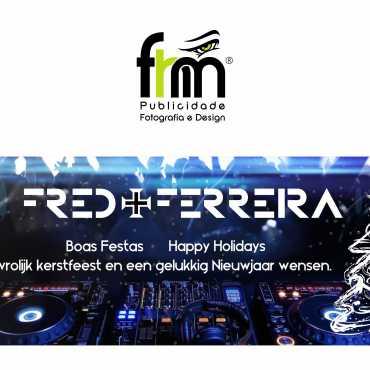 Capa Facebook – Dj Fred Ferreira