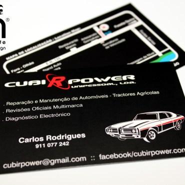 Cartão Comercial – Cubirpower