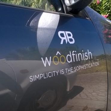 Decoração de Viaturas – RB Woodfinish