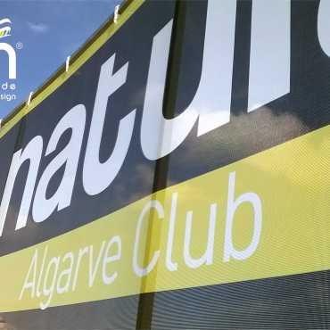 Lona Microperfurada – Natura Algarve Club