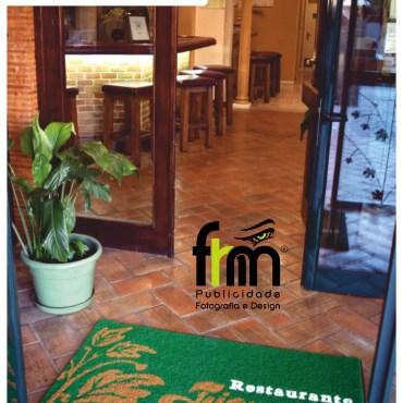 Tapete 3M Restaurante Figueiral