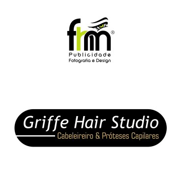 Logotipo Griffe Hair Studio