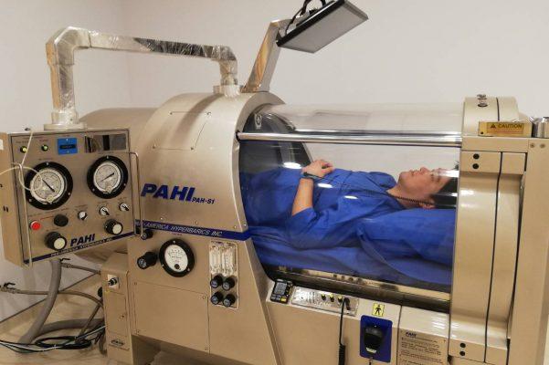 什麼是高壓氧治療 - 豐榮醫院