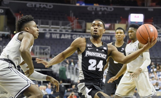 A Look Back PC At Georgetown Friar Basketball