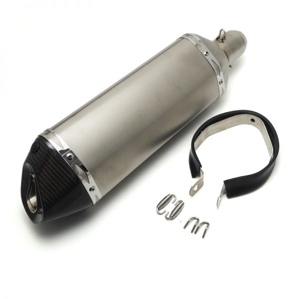 Motorcycle Exhaust Muffler