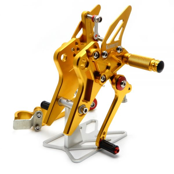 CNC Motorcycle Rearsets