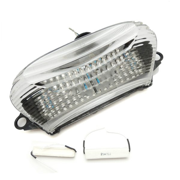 FTLHD012 Motorcycle Intergrated LED Tail Light with Turn Signals For HONDA VTR 1000 1997 2005 (3)