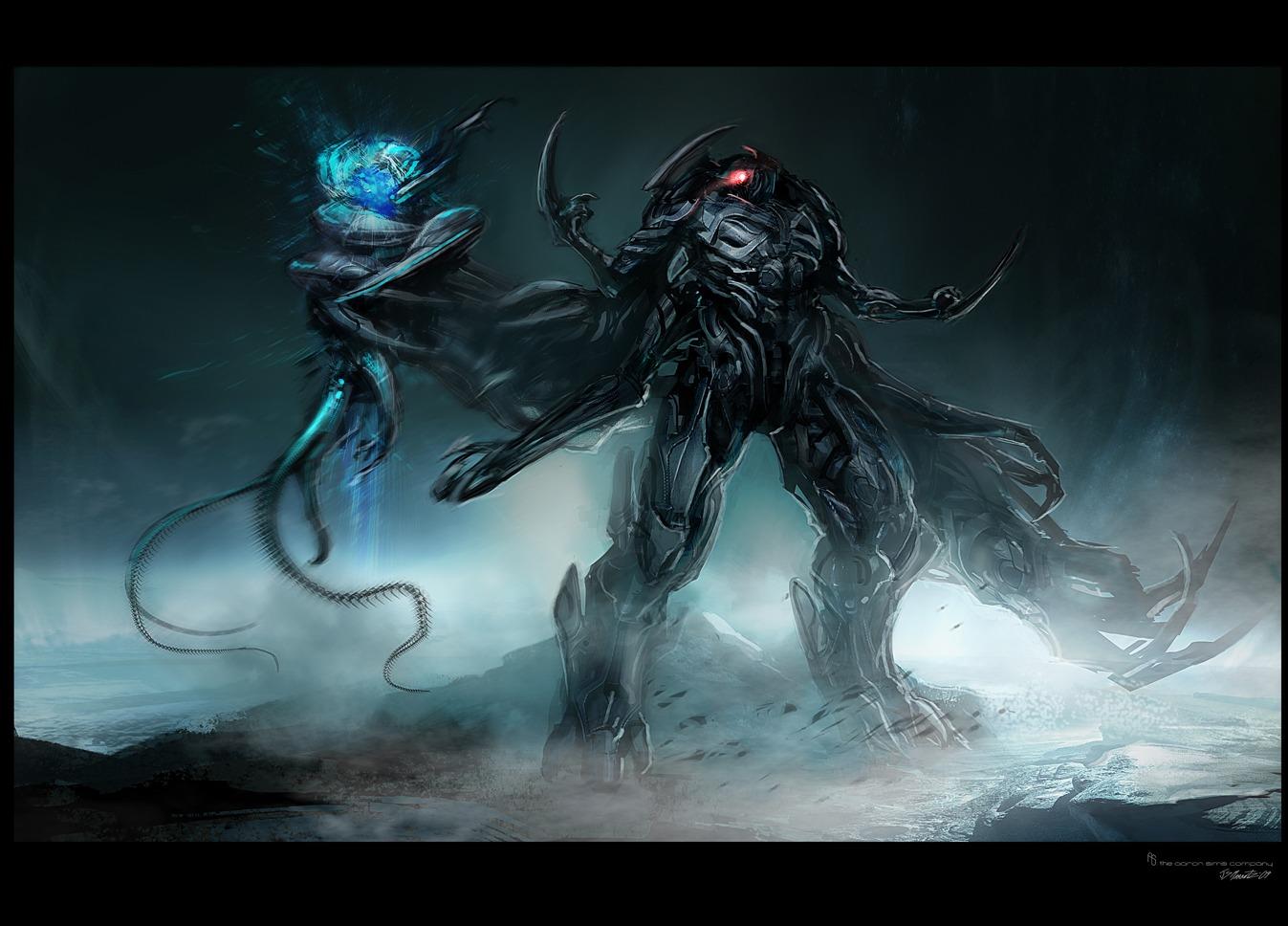 Shockwave Concept Transformers 3 Digital Art Fribly
