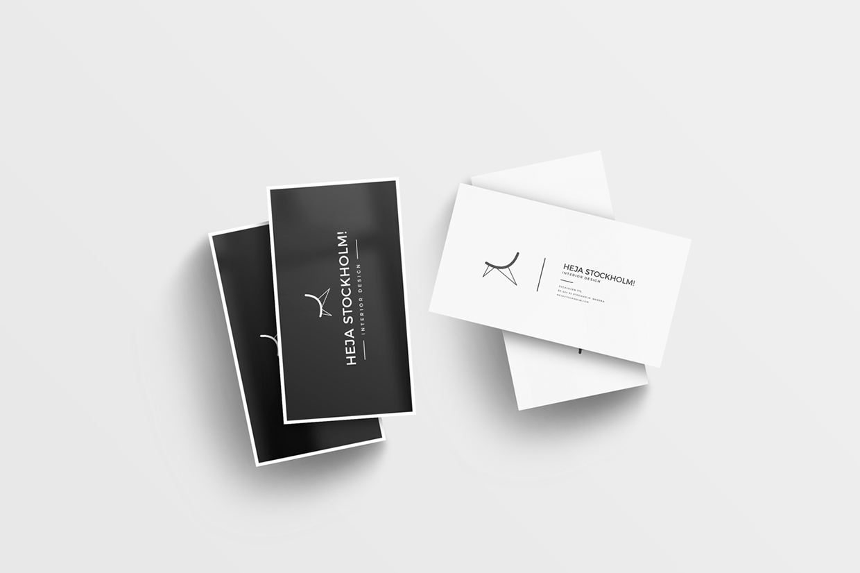 8 Free Clean Business Card Mockups Freebies Fribly