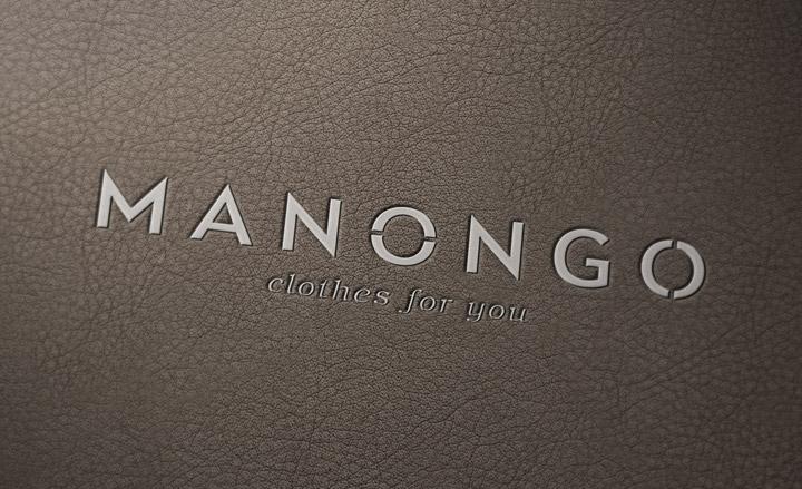 free leather logo mockup - freebies