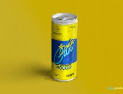 free-refreshing-soda-can-mockup