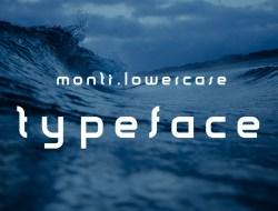 Monti Free Font